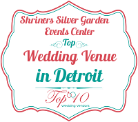shriners silver garden                events center top wedding venues near detroit mi