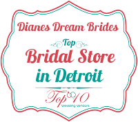 dianes dream brides top wedding dress stores in detroit
