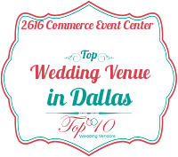 2616 commerce event center best dallas banquet halls