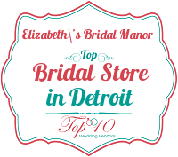 elizabeth\'s bridal manor top vintage wedding dresses detroit