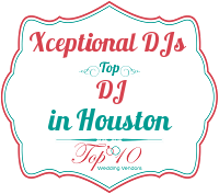 xceptional djs best wedding djs houston tx